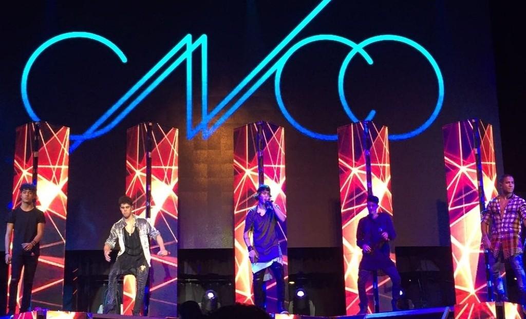 CNCO anunció nuevo show en el Hipódromo de Palermo