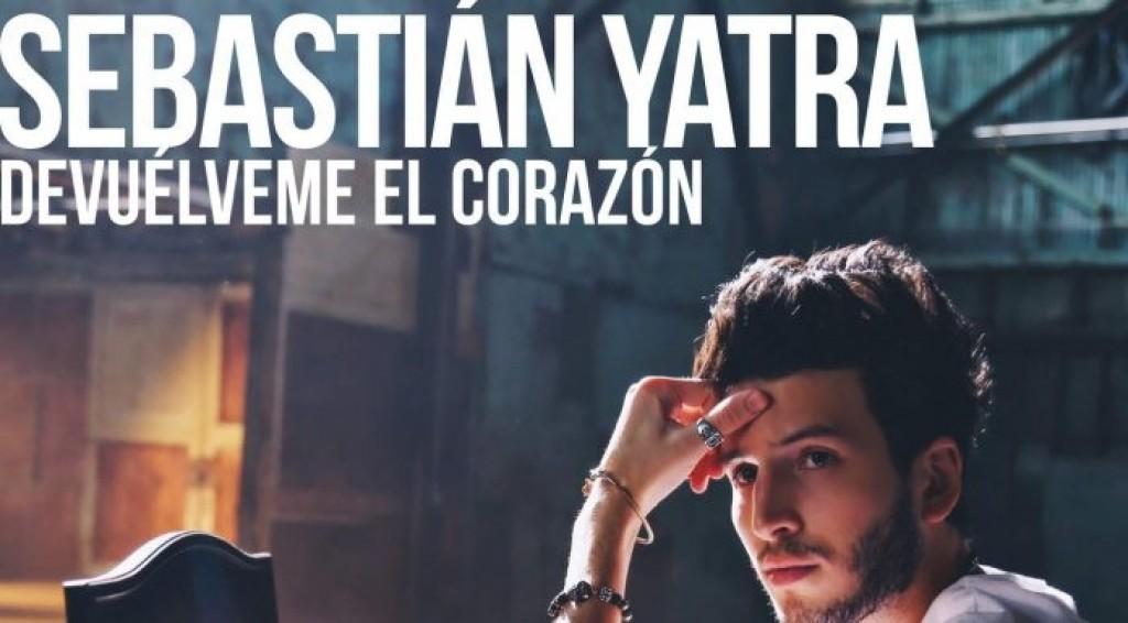 Sebastian Yatra lanza su nuevo éxito