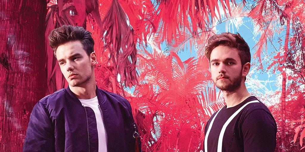 Zedd y Liam Payne publican video promocional de 'Get Low'