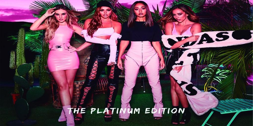 Little Mix publica la reedición de su álbum 'Glory Days'