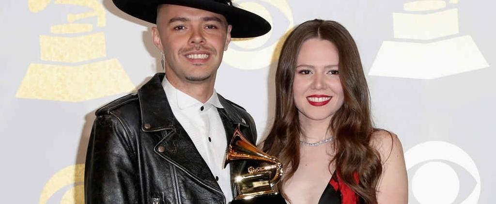 "Jesse & Joy ganan el Grammy al ""Mejor Álbum Pop Latino"""