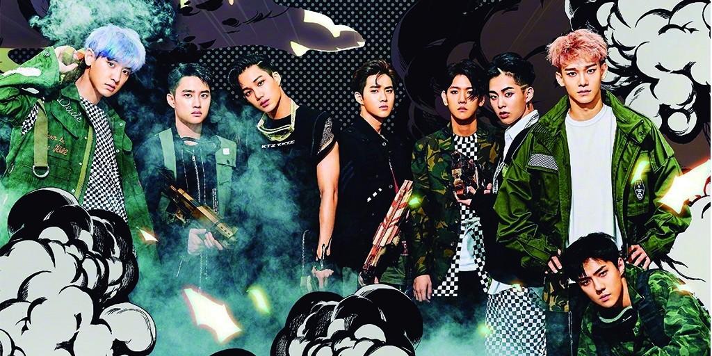 """""""Power"""" de EXO es transformado por R3HAB y otros DJs para SM STATION"""
