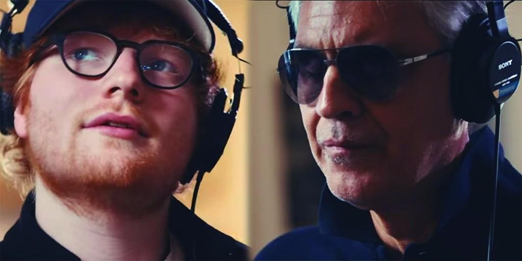 Ed Sheeran y... ¿Otra versión de