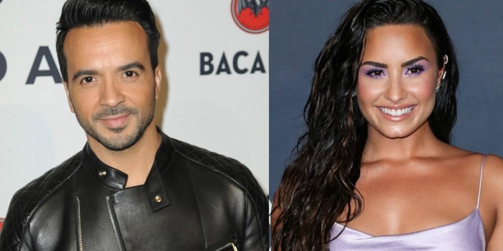 ¡Demi Lovato y Luis Fonsi se unen para una colaboración!