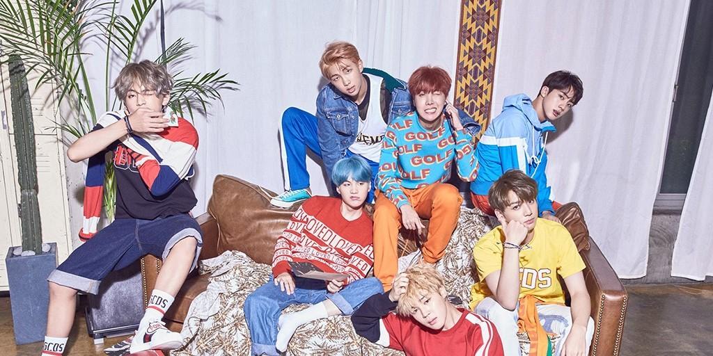 """El video K-Pop """"DNA"""" de BTS es el más rápido en alcanzar las 10 millones de visitas en YouTube"""