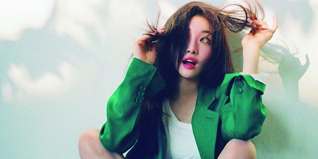 ¡Chungha estrena su 3er mini álbum!