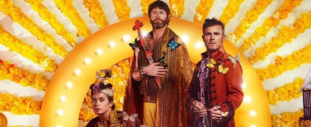 Take That presenta su nuevo single 'Giants'