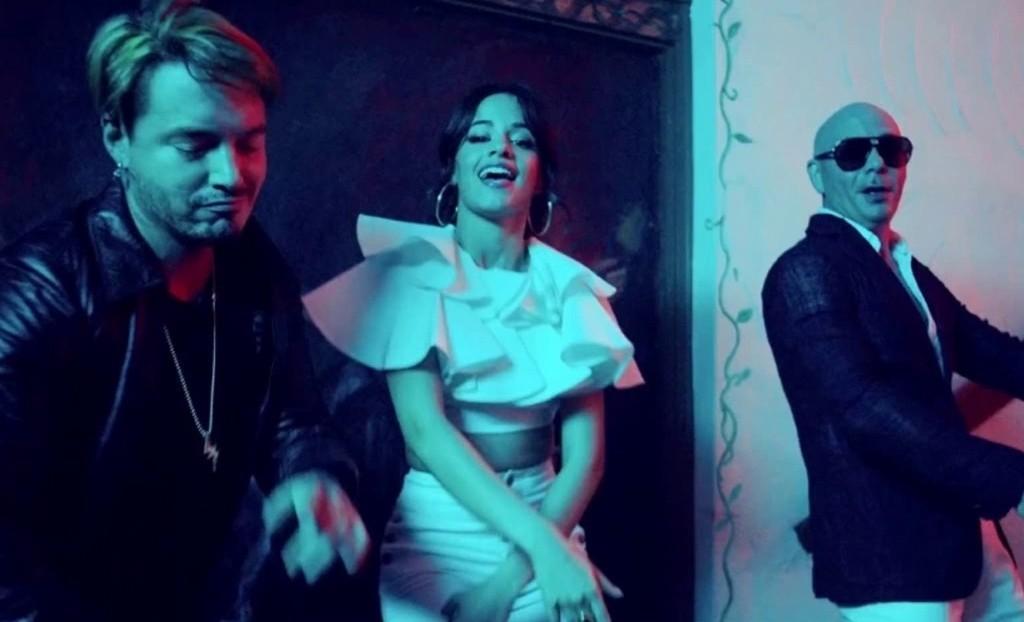 Pitbull lanza el single 'Hey Ma' junto a Camila Cabello y J Balvin
