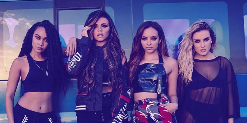 Little Mix participa en una nueva versión de 'Reggaetón lento' de CNCO