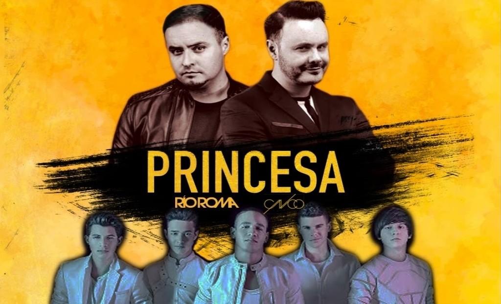 Río Roma ft CNCO lanzan 'Princesa'