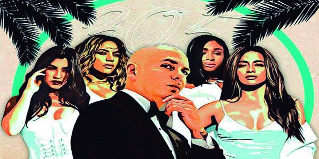 Pitbull y Fifth Harmony juntos para