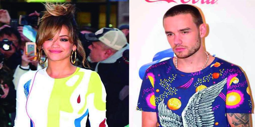 ¡Liam Payne y Rita Ora juntos!