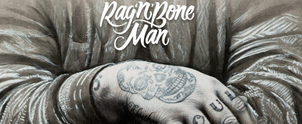 Rag N' Bone Man presenta 'Human', su álbum debut