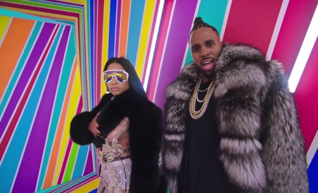 Jason Derulo estrena el video de su tema junto a Nicki Minaj y Ty Dolla $ign