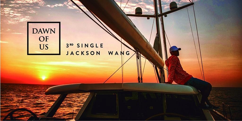 Lo nuevo de Jackson de GOT7