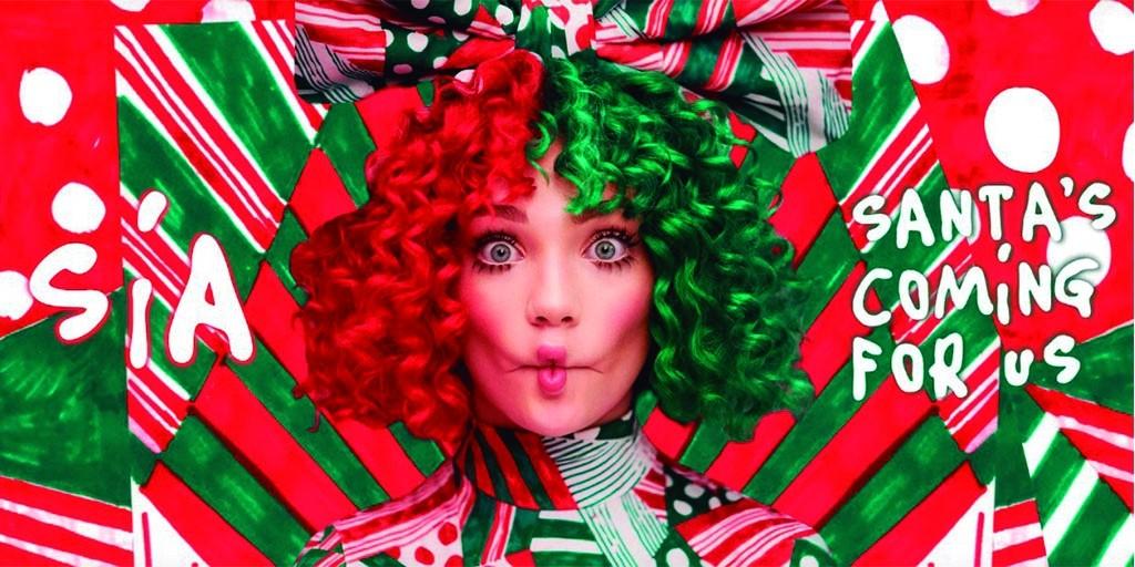 Sia lanza su primer disco navideño: