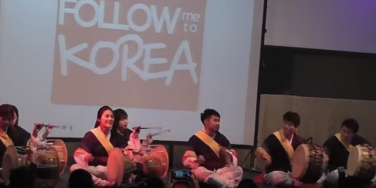 FOLLOW ME TO KOREA | Argentina | VEGA Radio