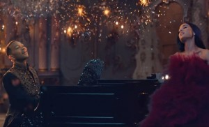 Ariana Grande y John Legend estrenan el video de 'Beauty and the Beast'