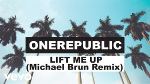 "One Republic lanza el remix de ""Lift Me Up"""