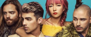 DNCE publica su nuevo single 'Body Moves'