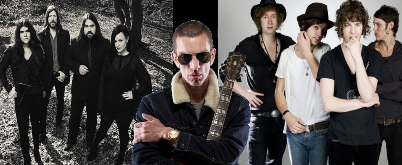 'The Kooks', Richard Ashcroft y 'The Magic Numbers' en Argentina
