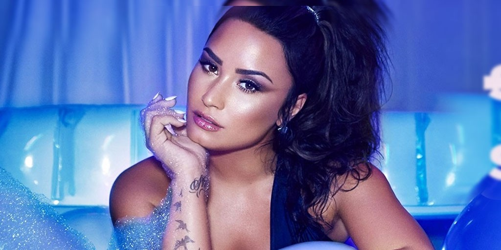 Demi Lovato lanzó su nuevo single, 'Sorry Not Sorry'