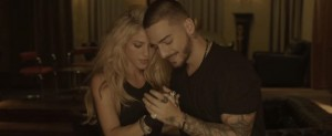 "Shakira estrenó el video de ""Chantaje"" feat. MALUMA"