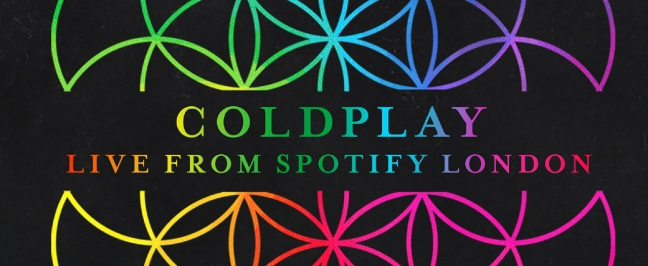 Coldplay publica el EP digital 'Live From Spotify London'