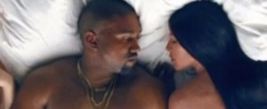 Kanye West desnuda a 12 famosos en su video 'Famous'