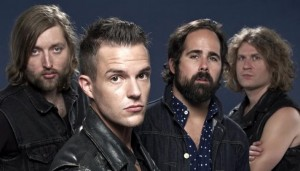 "The Killers presenta su canción navideña ""Joel The Lump Of Coal"" con Jimmy Kimmel"