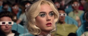 'Chained to the Rhythm': el reciente clip de Katy Perry