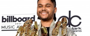 The Weeknd: el gran ganador de los Billboard