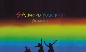 Sia lanza 'Move Your Body' como nuevo single.