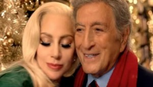 Escuchá a Lady Gaga y Tony Bennett cantando 'Baby It's Cold Outside'