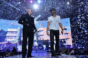 Pitbull estrena el lyric video de su tema junto a Enrique Iglesias