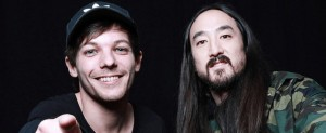 "Steve Aoki & Louis Tomlinson estrenan el video de ""Just Hold On"""