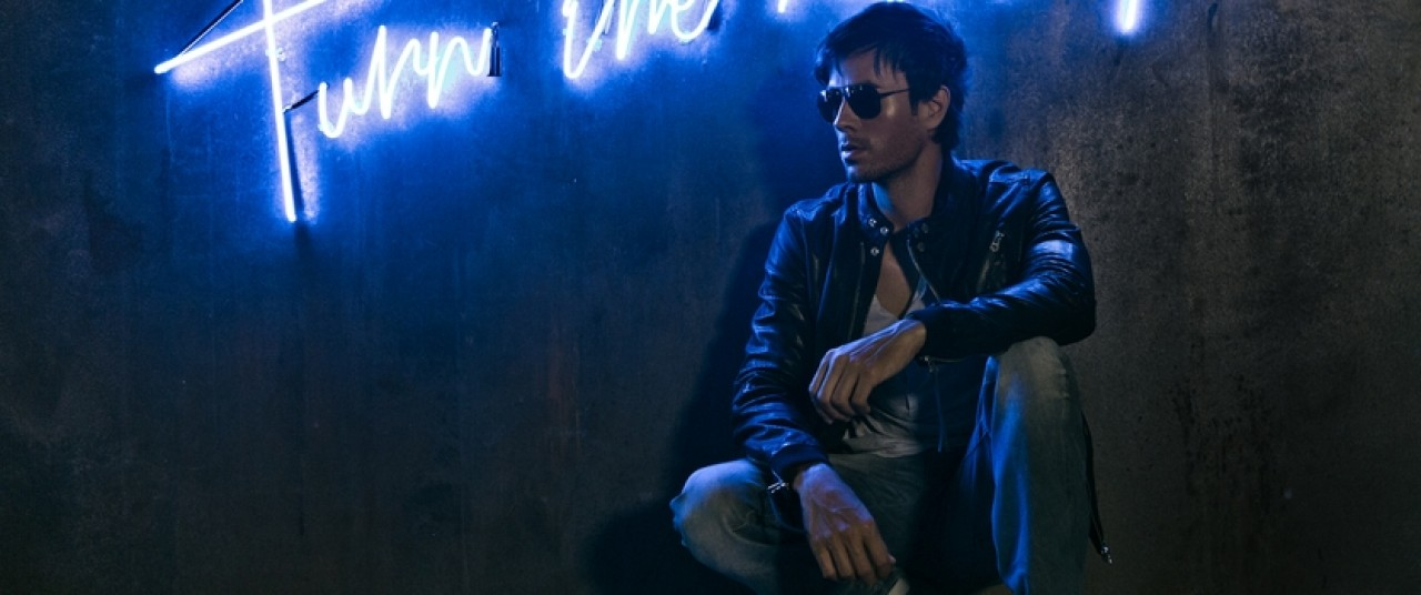 Enrique Iglesias y el estreno mundial de Turn the night up