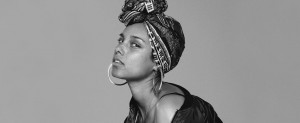 Alicia Keys sorprende sin maquillaje en 'In Common'