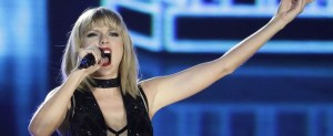 Taylor Swift cantó 'This Is What You Come For' de Calvin Harris
