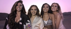 Little Mix muestra el backstage de 'Shout Out To My Ex'