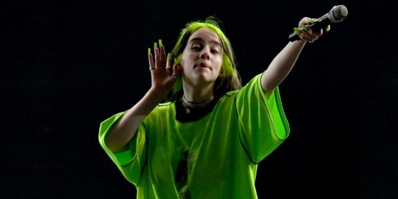La vegana Billie Eilish contra los haters