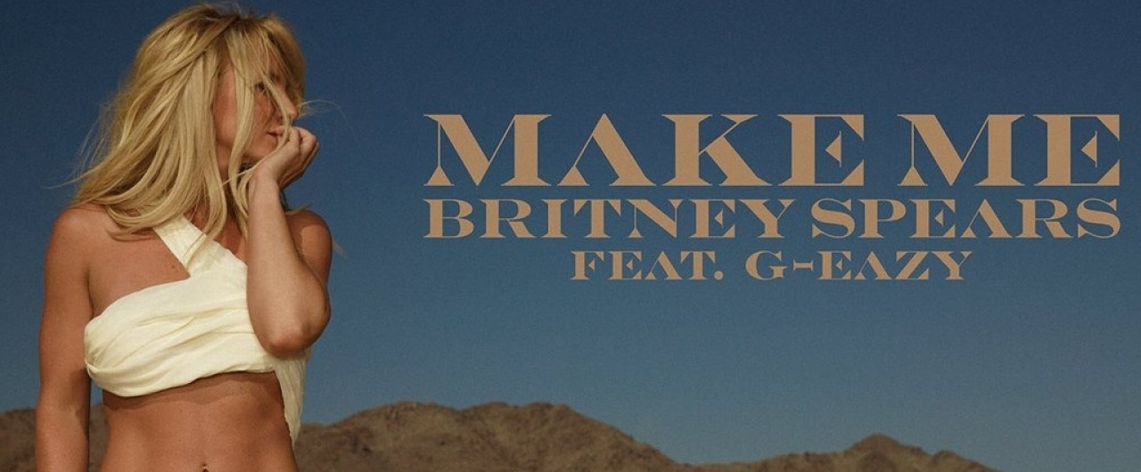 Britney Spears regresa con nuevo single: 'Make Me…'