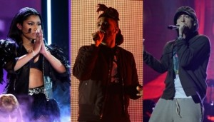 The Weeknd reedita 'The Hills' junto a Nicki Minaj y Eminem