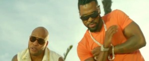 Flo Rida y Jason Derulo juntos en el video 'Hello Friday'