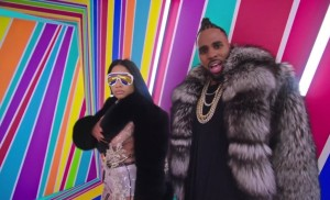 Jason Derulo estrena el video de su tema junto a Nicki Minaj y Ty Dolla $ign