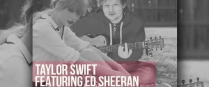 Taylor Swift y Ed Sheeran, juntos en el clip 'Everything has changed'