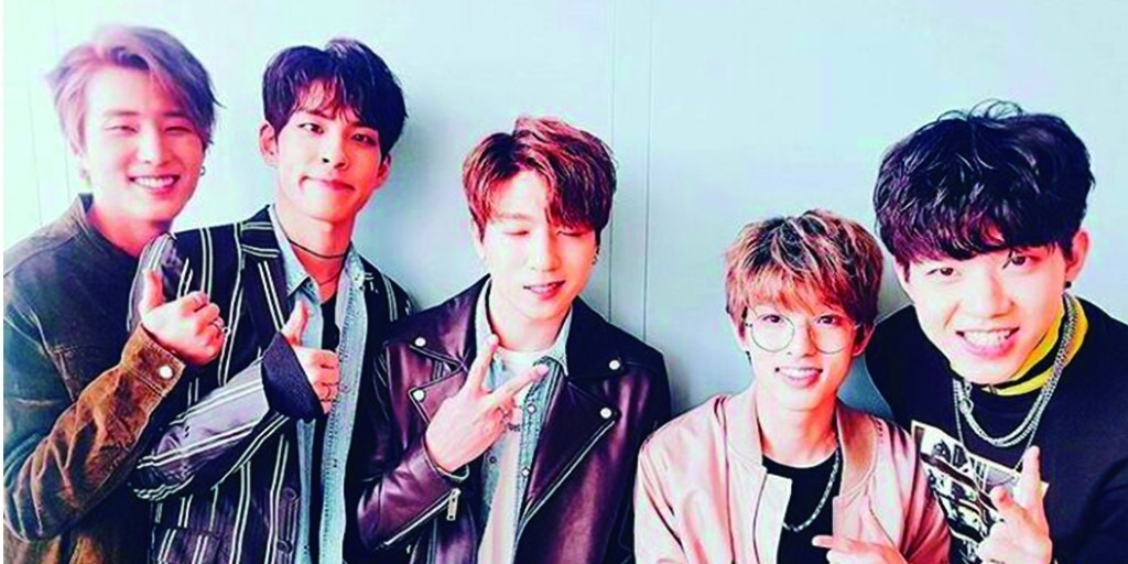 ¡DAY6 hace comeback!
