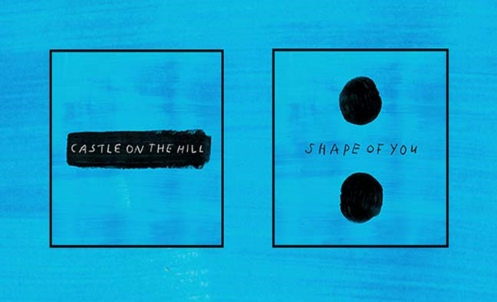 Ed Sheeran lanza 'Castle On The Hill' y 'Shape Of You'